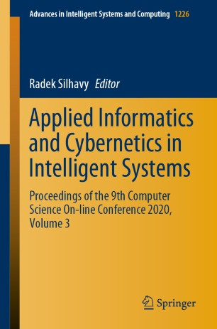 Applied Informatics and Cybernetics in Intelligent Systems